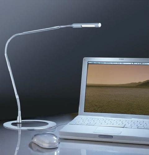 Plaza LED PAULMANN, lampa biurkowa, moc: 3 W, 1 LED, barwa: zimnobiała, cena: 422,66 zł