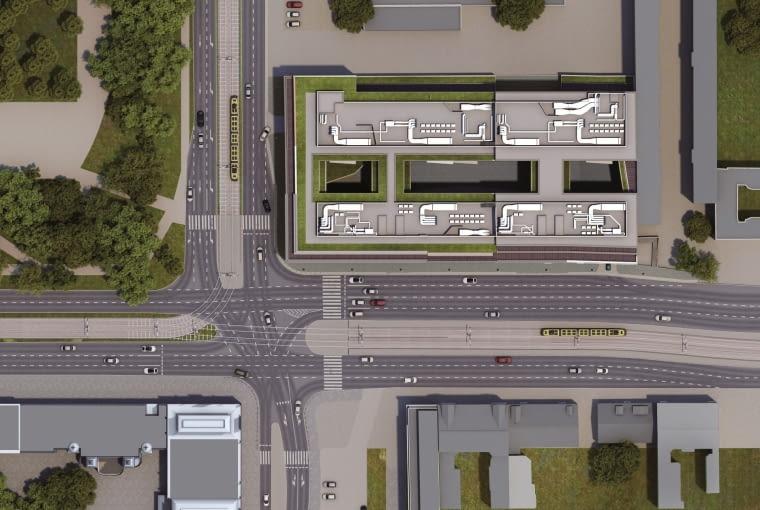 Budowa nowego biurowca w Łodzi rozpoczęta - Ogrodowa 8 Office