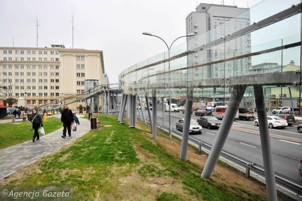 Kładka dla pieszych w Rzeszowie