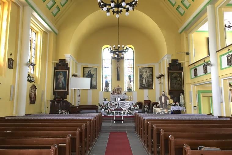 Koncepcja rewitalizacji kościoła w Żórawinie. Proj. hanczarstudio - Szymon Hanczar i Przemysław Słowik.