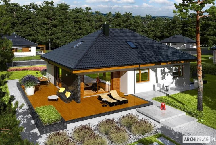 Projekt domu Astrid (mała) II G2