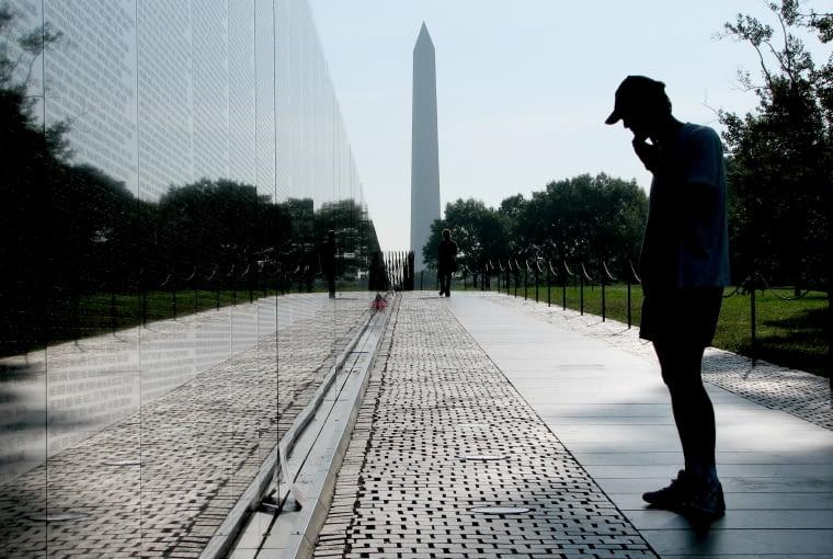 Pomnik Weteranów Wietnamskich, Waszyngton