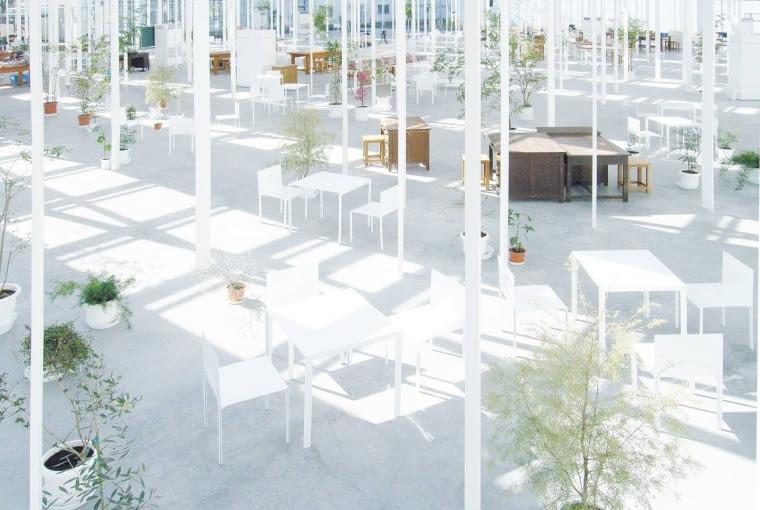 Kanagawa Institute of Technology. Proj. junya.ishigami + associates