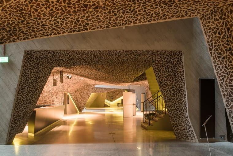 Centrum Kulturalno Kongresowe Jordanki w Toruniu, Polska, pro. MENIS ARQUITECTOS, nominacja w kategorii budynki zrealizowane, kultura.