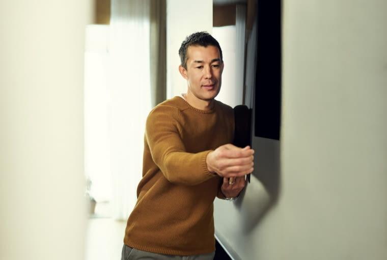 Telewizory OLED LG można przykleić do ściany. Najcieńsze telewizory na rynku już w Polsce
