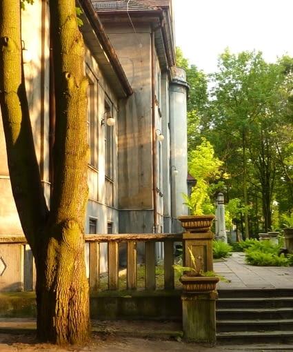 Willa Neumanna przy ul. Rybnickiej w Gliwicach