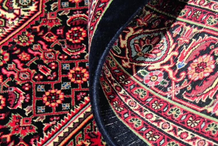 Klasyka. Perski dywan z wełny i jedwabiu. Iran, Sarmatia Trading, sarmatiatrading.pl