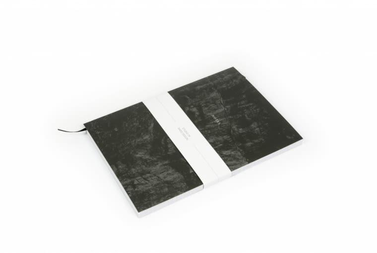 noteka, notes, marmur, design