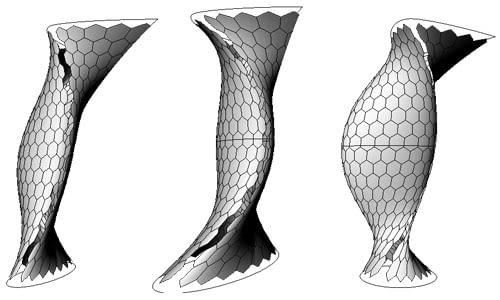 architektura parametryczna, parametric design, wizualizacje