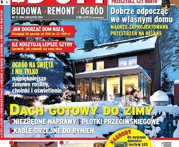 grudniowe wydanie, Ładny Dom