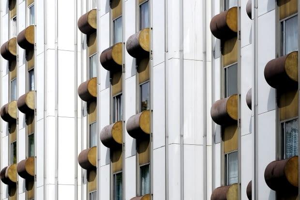 Gdyński Modernizm w Obiektywie - zdjęcie wyróżnione na wystawie on-line - fot. Michał Witkowski