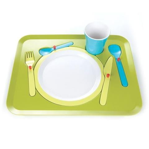 naczynia, dzieci, kuchnia, design, pokój dziecięcy