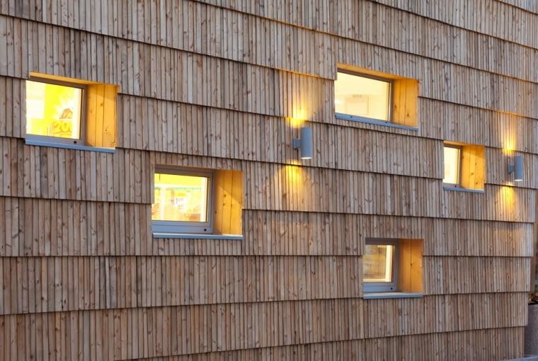 Sklep Biedronka w Zakopanem, projekt: Biuro Architektoniczne Karpiel i Steindel