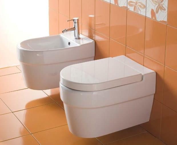 ceramika łazienkowa, miska w.c., bidet