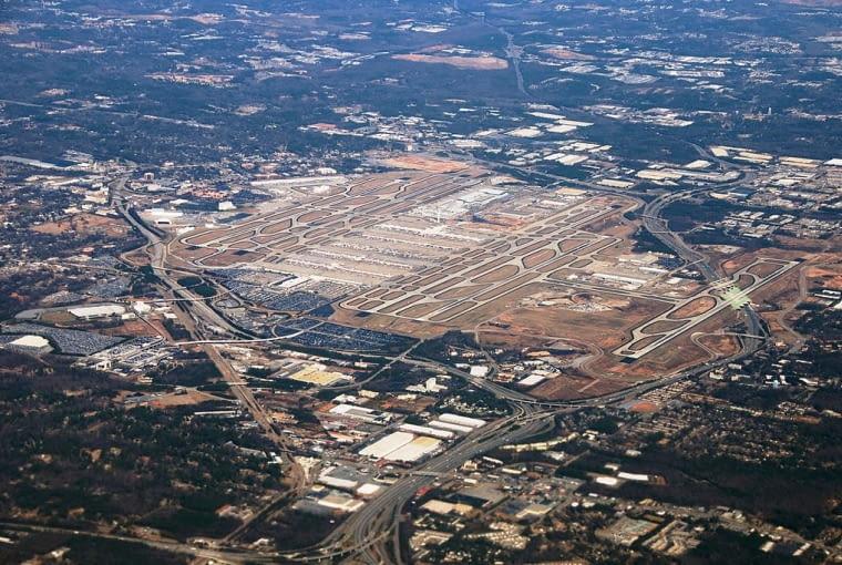 Port lotniczy Atlanta - Hartsfield-Jackson