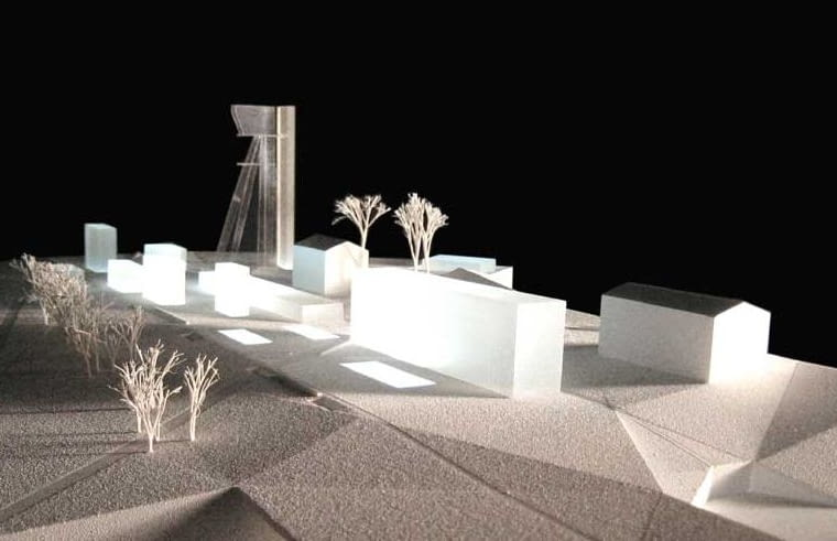 Nowa siedziba Muzeum Śląskiego w Katowicach, proj. Riegler Riewe Architekten z Grazu