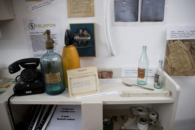 Mini Muzeum urządzone w kamienicy przy ul. 3 Maja 27/31 w Gdyni.