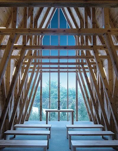 BRYŁA: Kościół Votum Aleksa w Tarnowie projekt Beton