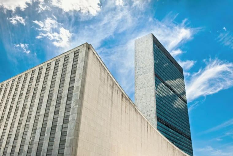 Siedziba Generalna Organizacji narodów Zjednoczonych (ONZ) w nowym Jorku projektu Le Corbusiera i Oscara Niemeyera zostanie poddana generalnemu remontowi