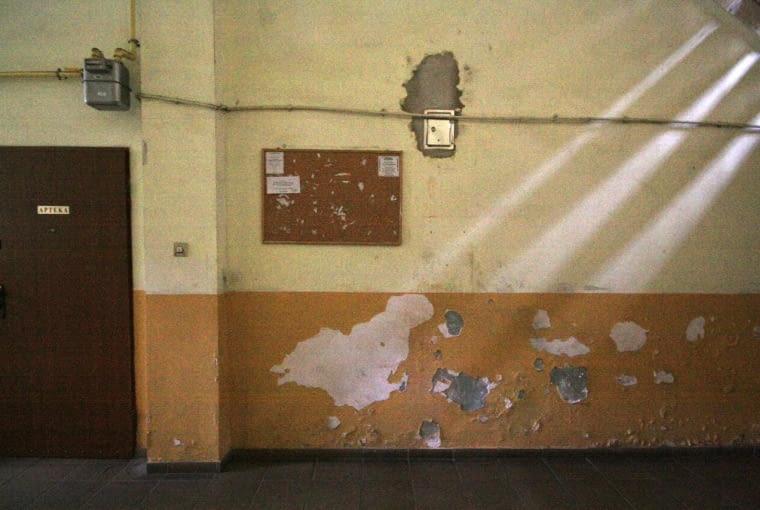 Cudklatka - modernizacja klatki schodowej XIX-wiecznej kamienicy przy ul Kościuszki 30 w Gliwicach. Projekt: Zalewski Architecture Group / Krzysztof Zalewski, Adam Gil
