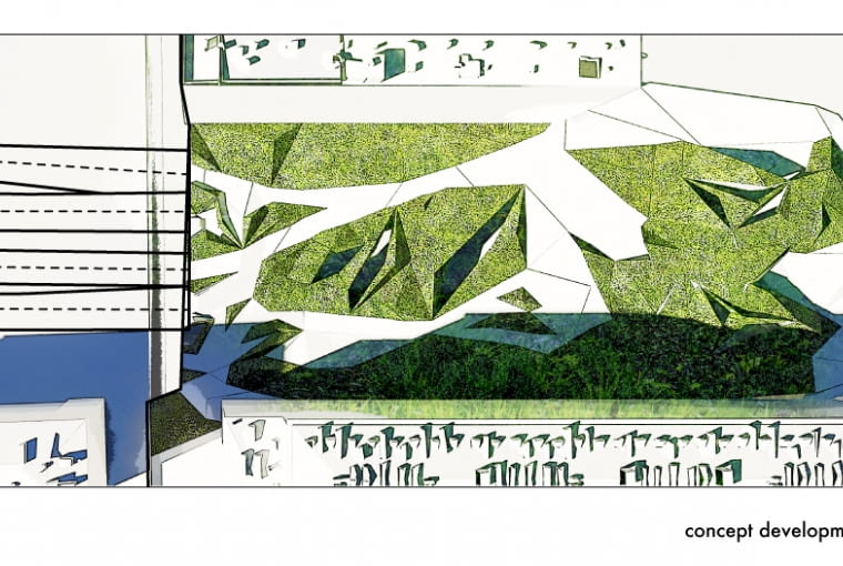 Biocover - pomysł na nową tkankę zieleni dla miast