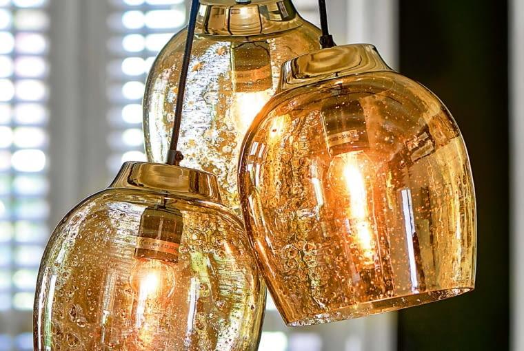 Lampy RIVIERA MAISON, szkło, 876 zł, House & More