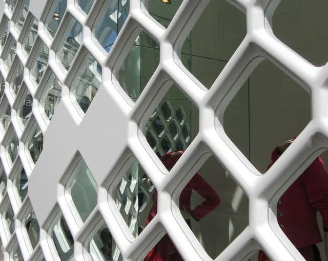 corian, dupont, architektura, austria