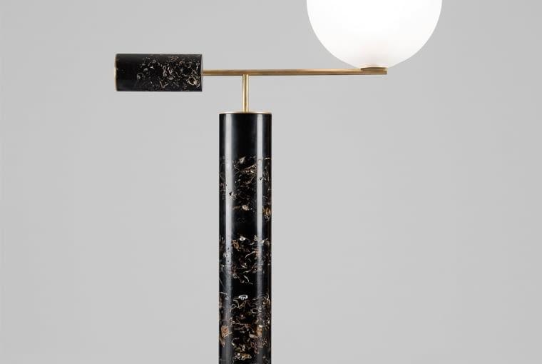 Lampa z kolekcji Flora, Marcin Rusak