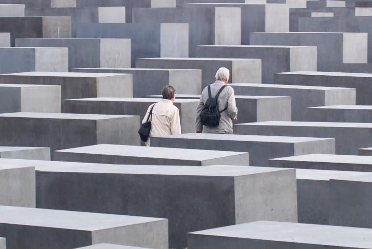 Pomnik Pomordowanym Żydom Europy, Berlin