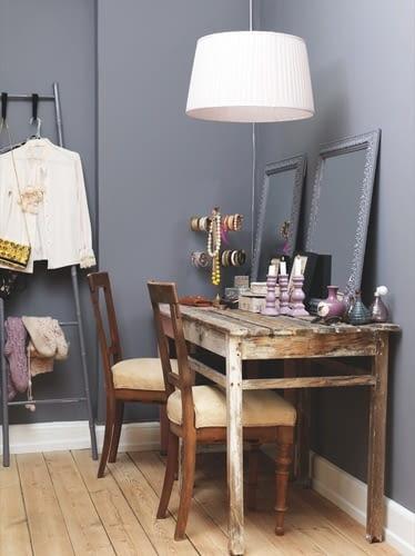 mieszkanie w skandynawskim stylu, duński styl, kolorowe wnętrze
