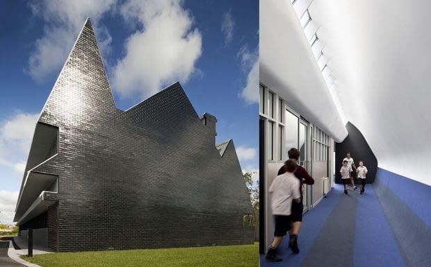 Gimnazjum dla chłopców Penleigh i Essendon, Melbourne, Australia