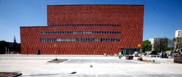 Centrum Informacji Naukowej i Biblioteka Akademicka w Katowicach, proj. HS99