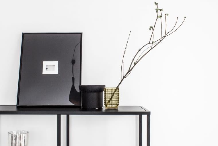 Minimalistyczny i wielofunkcyjny mebel doskonale uzupełnia skandynawski zamysł estetyczny .