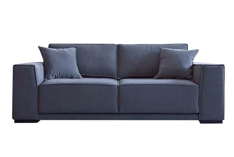 W stylu tego wnętrza: Sofa obita tkaniną, dł. 220 cm, 4090 zł, modaltoconcept.pl