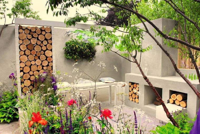 26.05.2010 LONDYN MIEDZYNARODOWA WYSTAWA OGRODOW CHELSEA FLOWER SHOW NA ZDJECIU OGRODY FOT. ARKADIUSZ SCICHOCKI / AGENCJA GAZETA SLOWA KLUCZOWE: OGRODY DRZEWA KWIATY