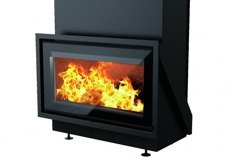Vista 700/DOVRE | Model z DGP| moc: 10-12 kW| paliwo: suche drewno liściaste | wyposażony w dolot powietrza z zewnątrz, wkładki wermikulitowe, żeliwny ruszt. Cena: 6120 zł, www.dovre.com.pl