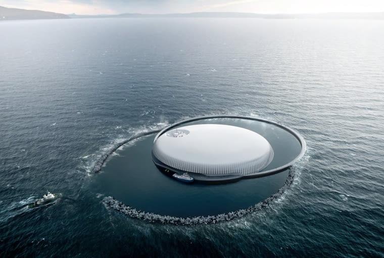 projekt, norwegia, ekologia, snohetta