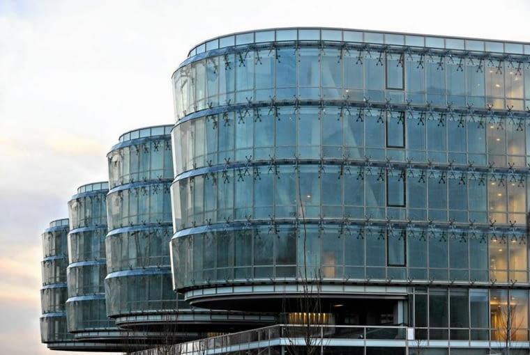 Gdynia , Pomorski Park Naukowo Technologiczny w budowie SLOWA KLUCZOWE: PPNT