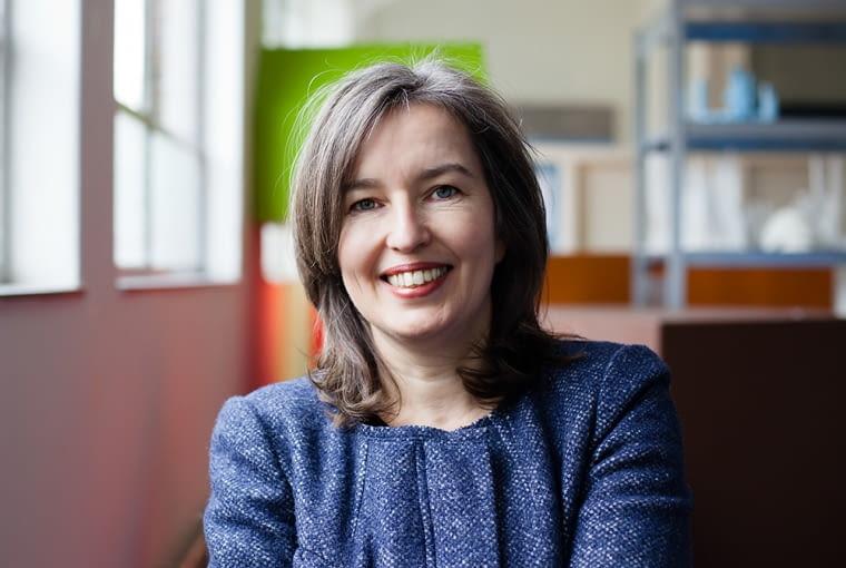 Nathalie de Vries - współzałożycielka pracowni MVRDV
