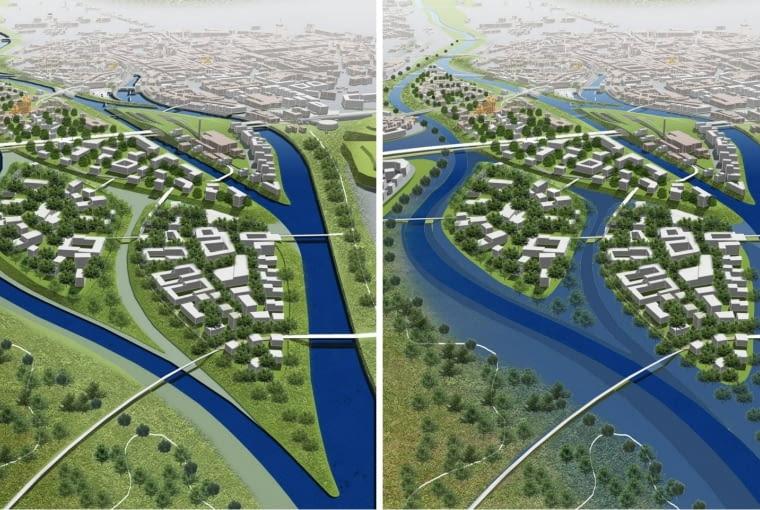 Wyspy Północe to osiedla, które do 2030 r. mają powstać w północnej części poznańskiego Ostrowa Tumskiego. Obecnie w ich miejscu znajdują się tereny przemysłowe.