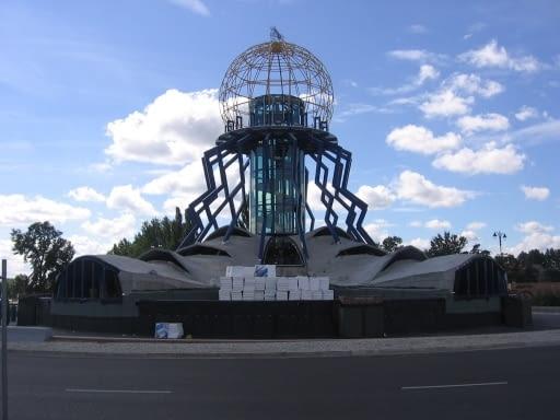 Wieża widokowa Gorzów Wielkopolski