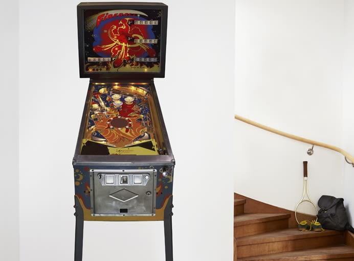 Pinball - playing is believing - fototapeta, 290 x 265 cm, 434 zł, Mr Perswall, homehome.pl