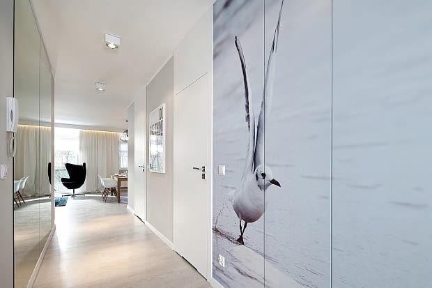 nowoczesne mieszkanie, oryginalne mieszkanie