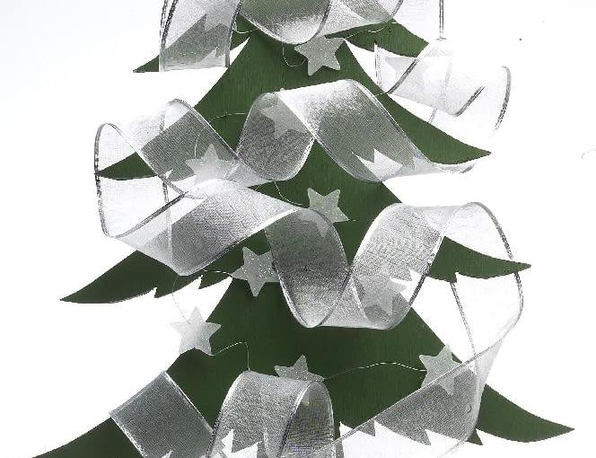pomysł na choinkę, pomysł na świąteczne drzewko, choinka z tektury