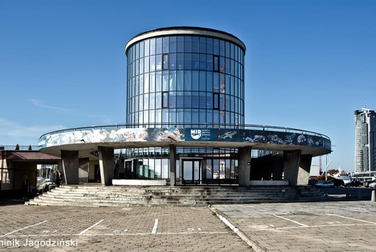 Morski Instytut Rybacki (Gdyńskie Akwarium), Al. Jana Pawła II 1