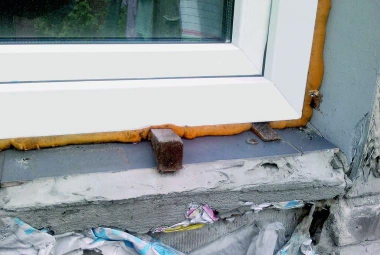okno, montaż okien