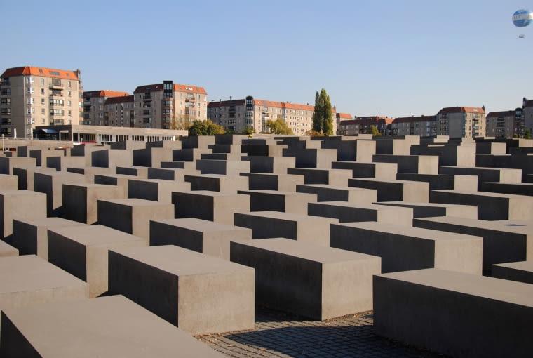 Pomnik Pomordowanych Żydów Europy, Berlin
