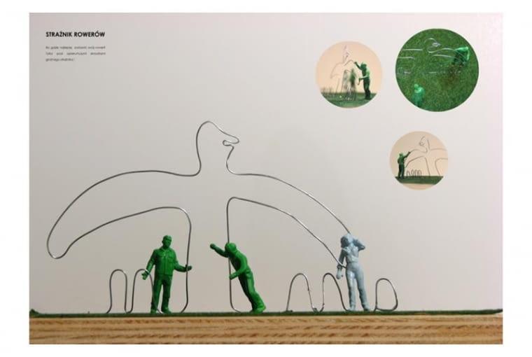 SIEKIERAUT. Prezentacja projektu: Strażnik rowerów