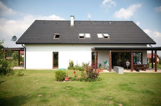 dom energooszczędny, energooszczędność, dom jednorodzinny