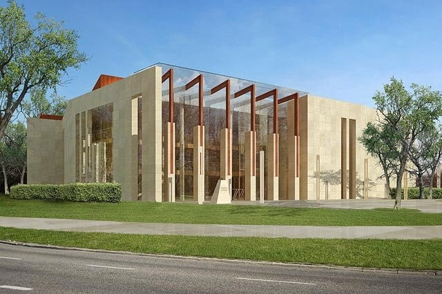 Biuro Architektoniczne NOW, łódż, sala koncertowa